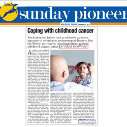 Coping with Childhood Cancer